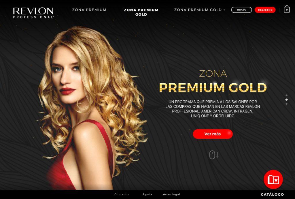 Revlon Gold 02