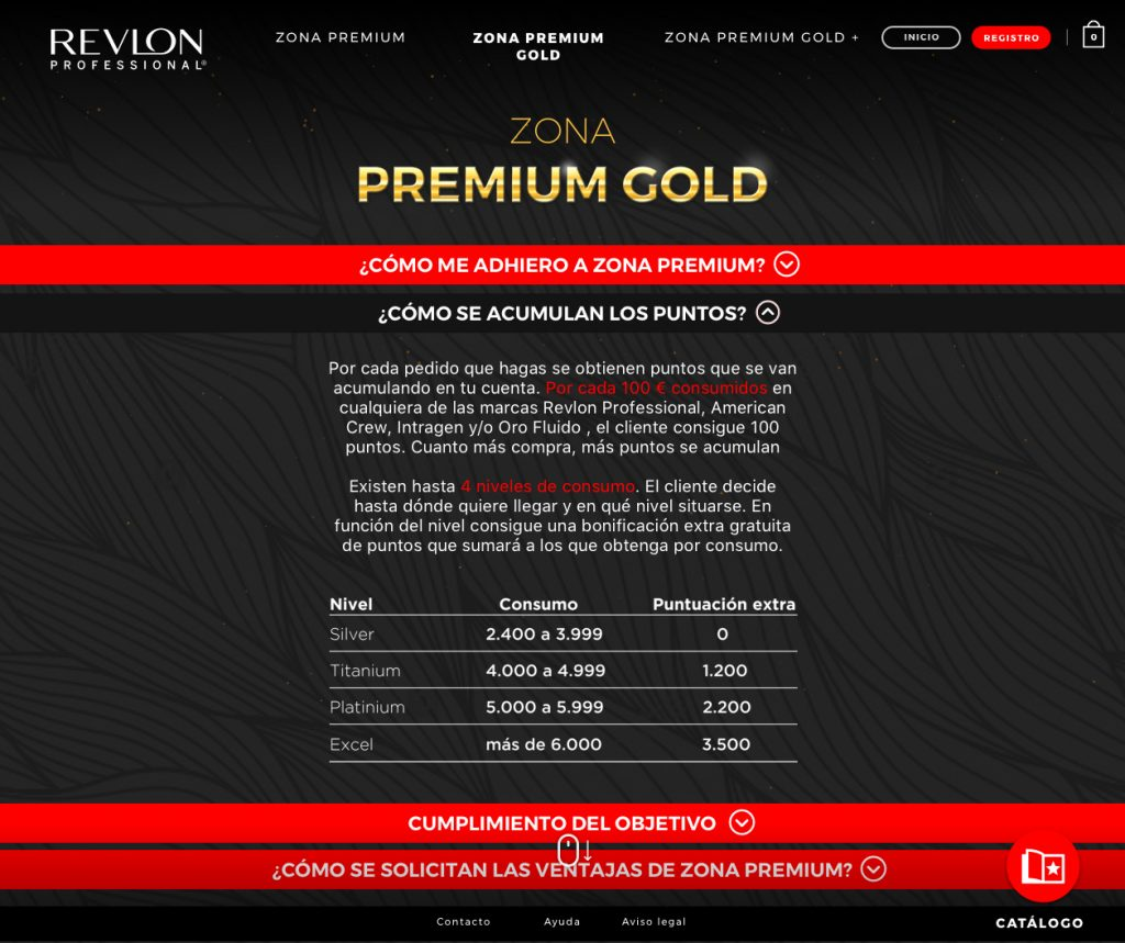 Revlon gold 06